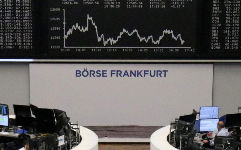 Γερμανία: Η βουτιά στην οικονομία λόγω πανδημίας «εξάλειψε» δέκα έτη ανάπτυξης