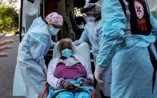 Φωτ. REUTERS: 1.252 νέοι θάνατοι και 48.105 επιπλέον κρούσματα στη Βραζιλία μέσα σε 24 ώρες