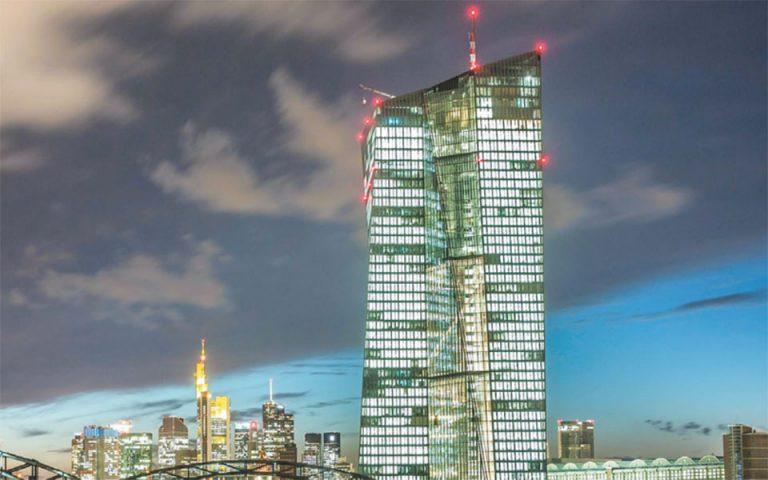 Χαλαρές κεφαλαιακές απαιτήσεις για τις τράπεζες από την ΕΚΤ