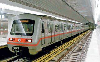 Ολα τα μεγάλα έργα έχουν γίνει με τη συγχρηματοδότηση της Ε.Ε. και πιθανότατα χωρίς αυτήν να μην είχαν γίνει ποτέ. Πάρτε για παράδειγμα το μετρό της Αθήνας, που σήμερα εξυπηρετεί εκατοντάδες χιλιάδες Αθηναίους κάθε μέρα. (Φωτ. INTIME))