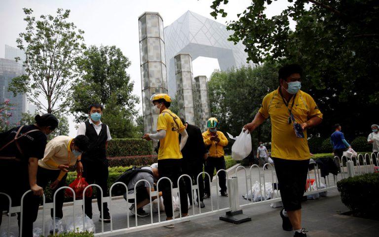 Κίνα: Δέκα κρούσματα κορωνοϊού σε 24 ώρες, τα εννέα εισαγόμενα
