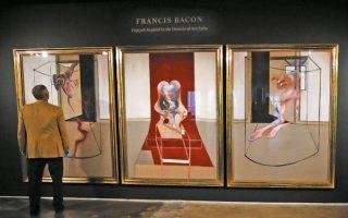 Το έργο του Μπέικον έπιασε διαδικτυακά 84,6 εκατομμύρια δολάρια.