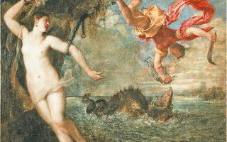 «Ο Περσέας και η Ανδρομέδα» (1554-56).