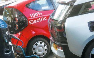 To σχέδιο φιλοδοξεί να βγάλει στους δρόμους περί τις 15.000 ηλεκτρικά οχήματα και 12.500 ηλεκτρικά ποδήλατα και δίκυκλα μέσα στο επόμενο 17μηνο.