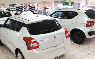Η μονάδα της Suzuki στην Ουγγαρία προβλέπει μείωση παραγωγής κατά 20%.