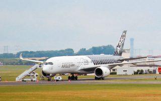 H Airbus συμφώνησε να καταβάλει υψηλότερα επιτόκια για τα κρατικά δάνεια που έλαβε από τη Γαλλία και την Ισπανία.