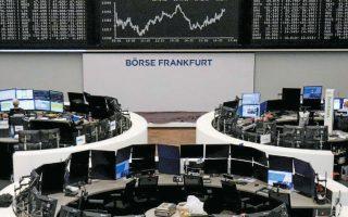 Σε επίπεδο τριμήνου, ο γερμανικός δείκτης DAX ενισχύθηκε κατά 23,9%.