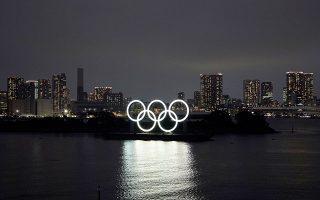 H πλειονότητα των κατοίκων του Τόκιο είναι αντίθετη ως προς την τέλεση των Ολυμπιακών Αγώνων (φωτ. EPA).