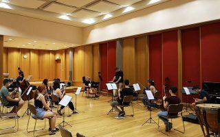 Η νεανική ορχήστρα UYO έχει ιστορία δέκα χρόνων.