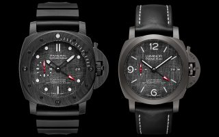 PANERAI Sumbersible Luna Rossa 47mm & Luminor Luna Rossa GMT 44mm