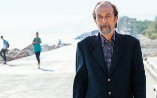 «Δεν θέλησα να δώσω έντονο προσωπικό στίγμα, δεν επιδίωξα την προβολή μου», λέει ο Νίκος Μανωλόπουλος (Φωτ. ΝΙΚΟΣ ΚΟΚΚΑΛΙΑΣ)