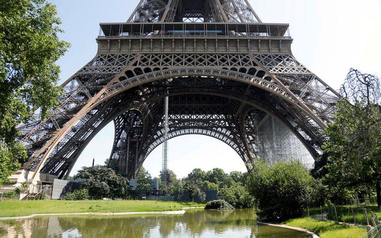 Παρίσι: Ανοίγει και πάλι το πρώτο επίπεδο του Πύργου του Άιφελ