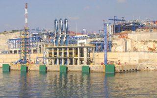 Οι εγκαταστάσεις της Ρεβυθούσας διαθέτουν απόθεμα LNG που μπορεί να καλύψει την αυξημένη ζήτηση φυσικού αερίου για τη λειτουργία των μονάδων ηλεκτροπαραγωγής και για το επόμενο διήμερο.