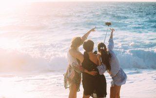 Μίνι φωτογραφίσεις στην άμμο.