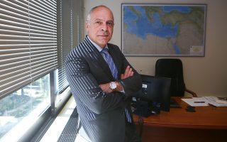Οι άριστες σχέσεις Ελλάδας - Γαλλίας έχουν δημιουργήσει το υπόβαθρο για σύναψη κάποιας στρατηγικής συμφω-νίας στο μέλλον, επισημαίνει ο σύμβουλος Εθνικής Ασφαλείας Αλέξανδρος Διακόπουλος (Φωτ. INTIME NEWS / ΣΤΕΛΙΟΣ ΣΤΕΦΑΝΟΥ).