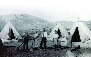 Φωτογραφίες από το Ιστορικό και Λαογραφικό Μουσείο Σουρμένων