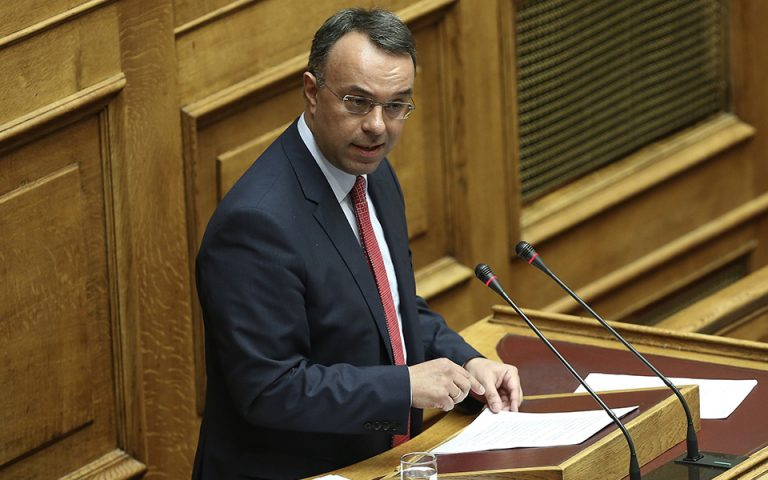 Χρ. Σταϊκούρας: Η κυβέρνηση διαθέτει σχέδιο για την αντιμετώπιση των επιπτώσεων της πανδημίας