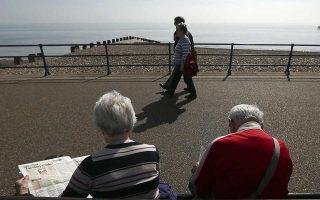 Είναι σημαντικό να βελτιωθούν οι υποδομές εξυπηρέτησης στις περιοχές υποδοχής τουριστών μεγάλης ηλικίας.