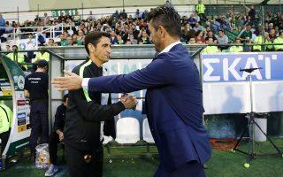 Ακόμη μία αλλαγή σκυτάλης ανάμεσα σε Χιμένεθ και Ουζουνίδη. Η ΑΕΚ θα πορευθεί ξανά με τον Ισπανό προπονητή μέχρι το καλοκαίρι του 2020.