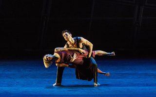 Σύγχρονος χορός με το έργο «Herrumbre» (Σκουριά) στην ΕΛΣ.