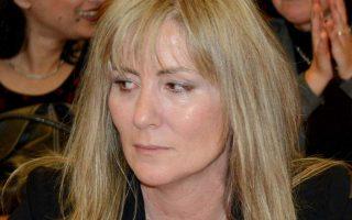 Η εισαγγελέας Διαφθοράς Ελένη Τουλουπάκη. (Φωτ. ΑΠΕ-ΜΠΕ)