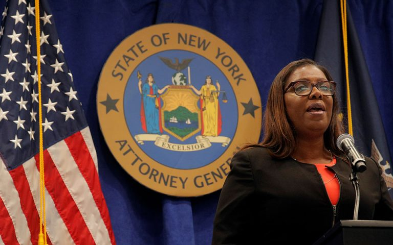 Διάλυση του λόμπι οπλοκατοχής με βαριές καταγγελίες ζήτησε η εισαγγελία Νέας Yόρκης
