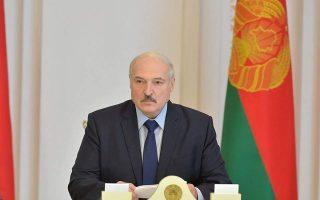 Ο επί 26 συναπτά έτη πρόεδρος της Λευκορωσίας, Αλεξάντρ Λουκασένκο.