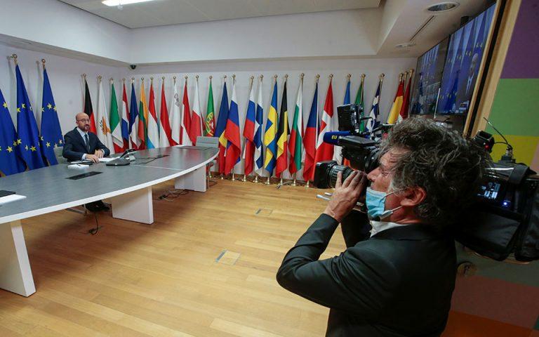 Σύνοδος Κορυφής: Κυρώσεις στη Λευκορωσία για την εκλογική νοθεία και τη βίαιη καταστολή