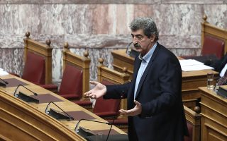 Ο νόμος προβλέπει πολυετείς καθείρξεις για τις πράξεις για τις οποίες ελέγχεται ο αναπληρωτής υπουργός Υγείας Παύλος Πολάκης.