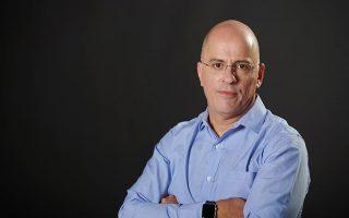 Ο κ. Αλέξανδρος Ελευθεριάδης είναι, μεταξύ άλλων, εταίρος του Big Pi Ventures. (φωτ. Τάκης Γκοτσόπουλος, PhotoStudioGT)