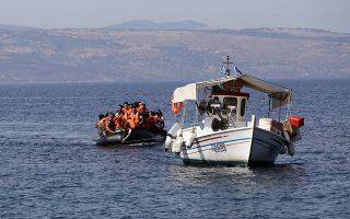 Το φράγμα που προμηθεύθηκε το Πεντάγωνο για τον περιορισμό των μεταναστευτικών ροών, κόστισε 500.000 ευρώ. (Φωτ. INTIME NEWS)