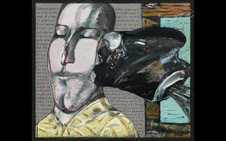 «Ο Ιούδας του μυαλού», έργο του Νίκου Χουλιαρά.