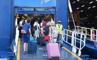 Η επιβατική κίνηση του 2020 δεν θα ξεπεράσει το 49% της περυσινής, ήτοι περί τα 8,88 εκατ. επιβάτες έναντι 18,2 εκατ. πέρυσι (φωτ. INTIME NEWS).