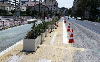 Η απόφαση για την παράταση των ρυθμίσεων του «Μεγάλου Περιπάτου» ελήφθη έπειτα από εισήγηση του Δήμου Αθηναίων (φωτ. INTIME NEWS).