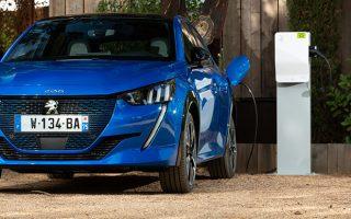 Το ηλεκτρικό Peugeot e-208 ξεχώρισε τον Ιούλιο με 12 πωλήσεις.