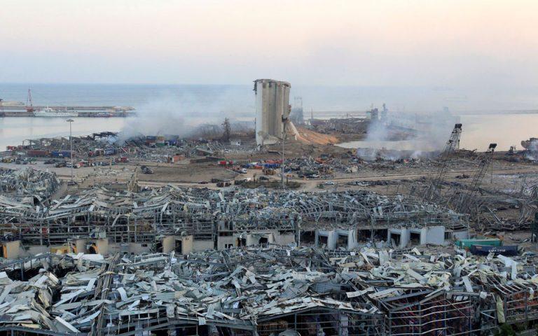 Εκρηξη στη Βηρυτό: Αναζητούν στην Κύπρο τον Ρώσο που μετέφερε το νιτρικό αμμώνιο