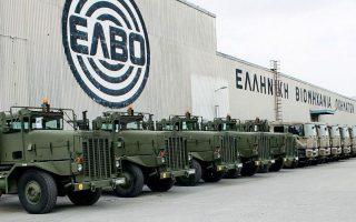 Η Ελληνική Βιομηχανία Οχημάτων ΑΒΕ ιδρύθηκε το 1972 ως Στάγιερ Ελλάς ΑΒΕ με σκοπό την παραγωγή φορτηγών, τρακτέρ και κινητήρων. Το 1986, ύστερα από μεταβίβαση της αυστριακής συμμετοχής στο ελληνικό Δημόσιο, η εταιρεία μετονομάσθηκε σε Ελληνική Βιομηχανία Οχημάτων. (Φωτ. ΑΠΕ)