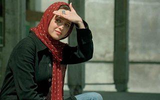 Η Ιρανή ηθοποιός Ταρανέ Αλιντουστί πρωταγωνιστεί στο φιλμ «Τι απέγινε η Ελι».