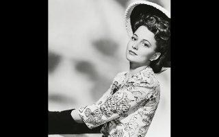 Η Ολίβια ντε Χάβιλαντ ήταν μία από τις σταρ του Χόλιγουντ της «χρυσής εποχής».