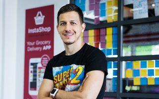 Το κενό που είχε η αγορά της Μέσης Ανατολής στη διαδικτυακή προμήθεια και αποστολή ειδών δια- τροφής εντόπισε πριν από πέντε χρόνια ο άνθρωπος που δημιούργησε τη startup, Γιάννης Τσιώρος.