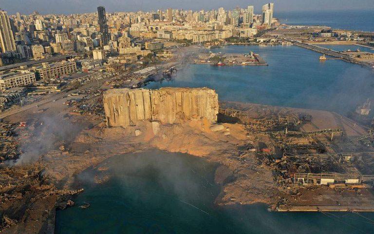 Βηρυτός: Αξιωματούχοι του λιμανιού τίθενται σε κατ' οίκον περιορισμό