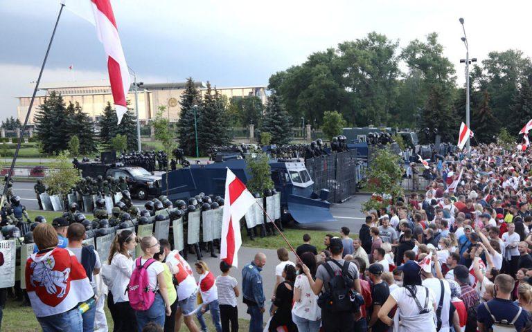 Κρεμλίνο: Υπό έλεγχο η κατάσταση στη Λευκορωσία