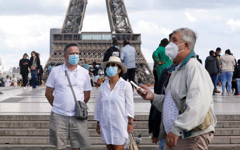 Δωρεάν τα τεστ για COVID-19 στο Παρίσι