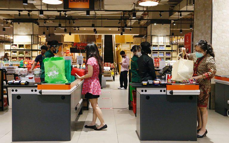 Η αύξηση της κατανάλωσης δημιουργεί ελπίδες για ανάκαμψη