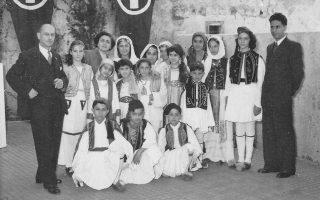 1948 – Εορτασμός της εθνικής μας επετείου στην ελληνική κοινότητα Βηρυτού.