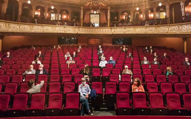 Αβεβαιότητα, αγωνία και φόβος στο θέατρο