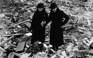 Η καταστροφή και η τραγωδία του Β΄ Παγκοσμίου Πολέμου μπορούν ακόμα να είναι ένα μάθημα για το σήμερα. Αρκεί να μελετήσουμε προσεκτικά τι προηγήθηκε, εκεί, στα τέλη της δεκαετίας του '30. (Φωτ.SHUTTERSTOCK)