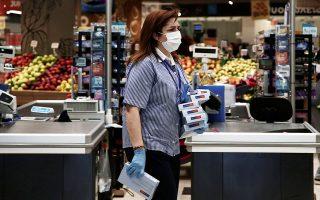 Παρά τη γενικότερη πτώση, ο τζίρος των σούπερ μάρκετ κατέγραψε άνοδο 8,7% κατά τη διάρκεια του Μαΐου.