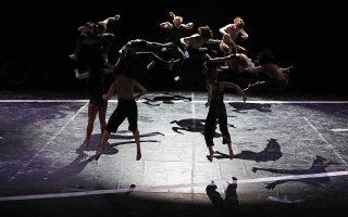 Η παράσταση «Traces» άνοιξε τη φετινή διοργάνωση. (Φωτ. Credits Albert Vidal/Vertex Comunicacio)