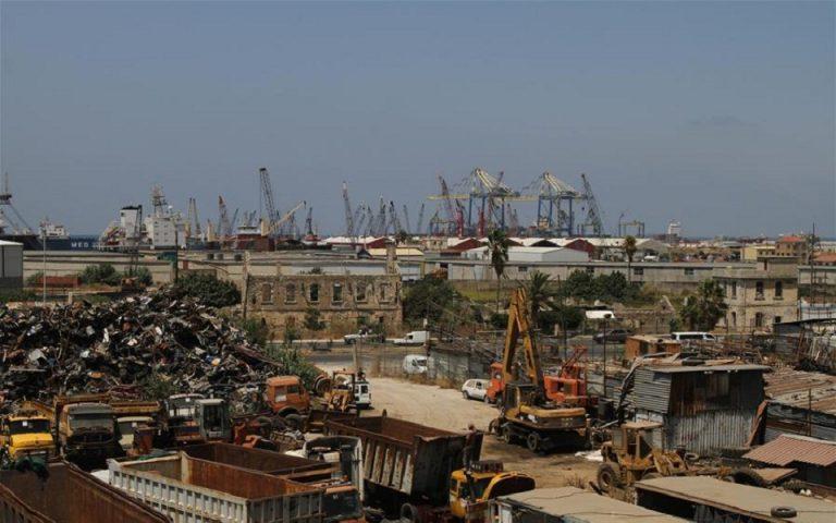 Λίβανος: Το λιμάνι της Τρίπολης έτοιμο να δεχθεί την κίνηση της Βηρυτού